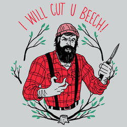Cut U Beech by HillaryWhiteRabbit