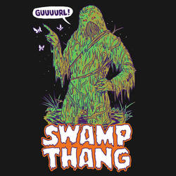 Swamp Thang by HillaryWhiteRabbit
