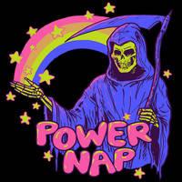 Power Nap by HillaryWhiteRabbit