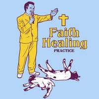 Fainting Goats by HillaryWhiteRabbit