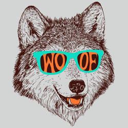 Woof by HillaryWhiteRabbit