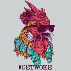 Get Woke by HillaryWhiteRabbit