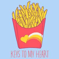 Keys To My Heart by HillaryWhiteRabbit