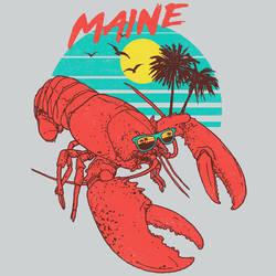 Maine by HillaryWhiteRabbit