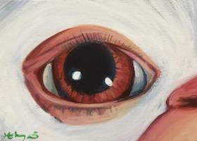 Lovers Eye: Gizmo by HillaryWhiteRabbit