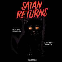 Satan Returns by HillaryWhiteRabbit