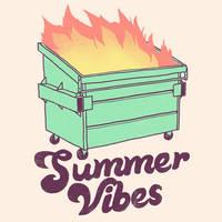 Summer Vibes by HillaryWhiteRabbit