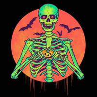I Love Halloween by HillaryWhiteRabbit