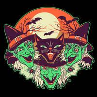 My Witches by HillaryWhiteRabbit