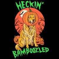 Doggo Lantern by HillaryWhiteRabbit