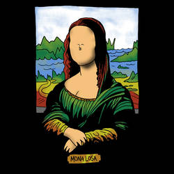 Mona Losa by HillaryWhiteRabbit