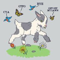 GoatTFO by HillaryWhiteRabbit