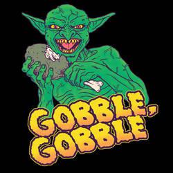 Gobble Goblin by HillaryWhiteRabbit