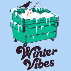 Winter Vibes by HillaryWhiteRabbit