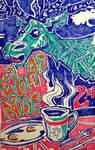 Chai Nog by HillaryWhiteRabbit