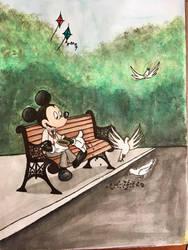 Feed the Birds by EmilyDfan