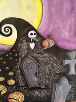 The Pumpkin King by EmilyDfan