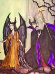 Fairy to Witch by EmilyDfan