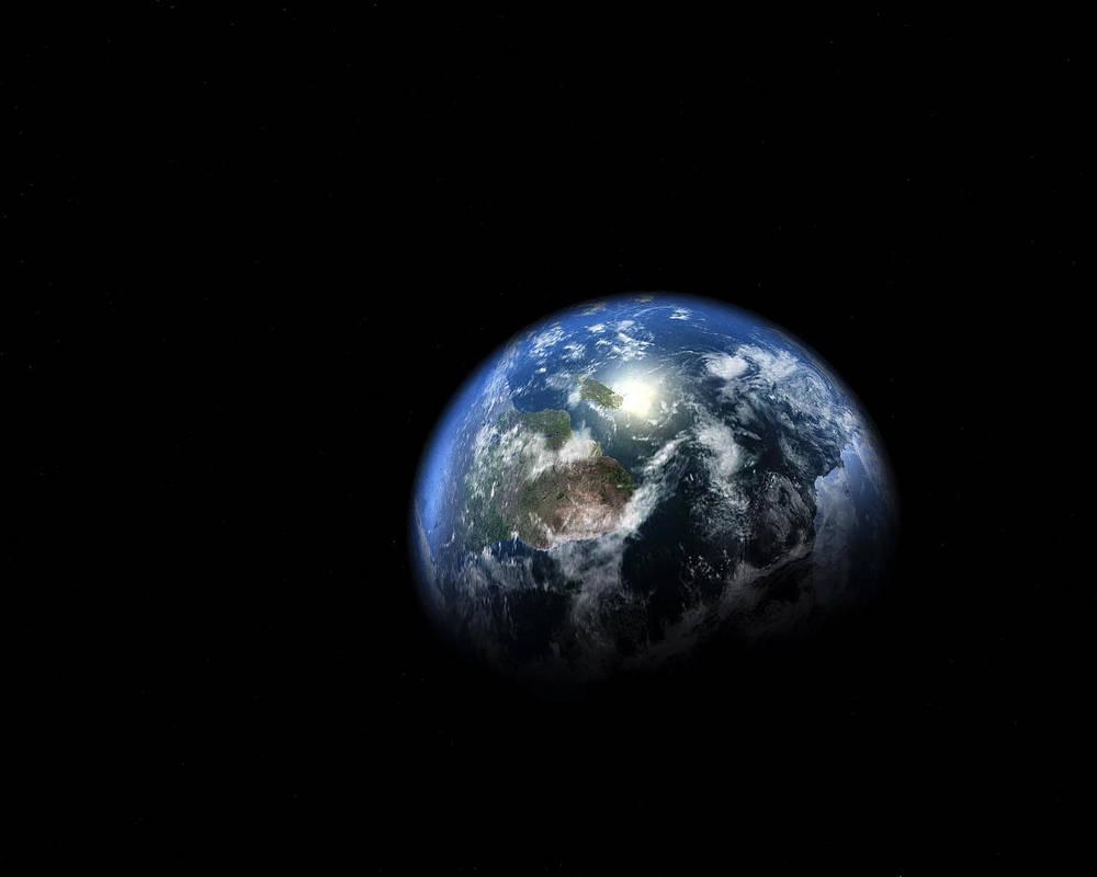 The Planet Earth by leocbrito