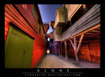 Alone by leocbrito