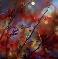 autumn painting by SvitakovaEva