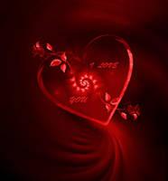 the best way to the heart is love by SvitakovaEva