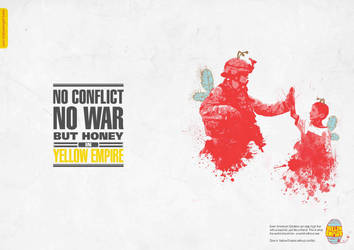 Yellow Empire Ad 3 by Torasuto