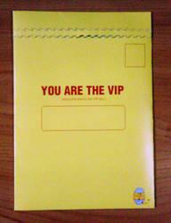 Yellow Empire Direct Mailer 1 by Torasuto