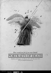 Portraits of Death - POSTER 1 by Torasuto