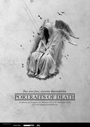 Portraits of Death - POSTER 2 by Torasuto