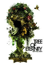 tree of eternity by thebadwolves