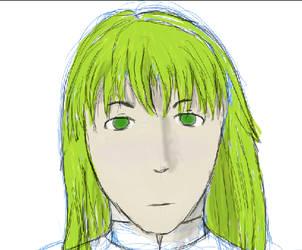 20 minute sketch by Avril-Katana