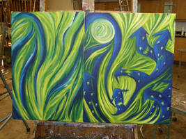 The Flowing Starry Dr Seuss by Blaid-taod