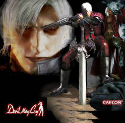 the devil may cry series by Blaid-taod