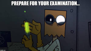 Prepare For Your Examination by funnytime77