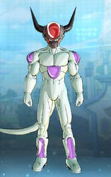 Guro As Frieza by funnytime77