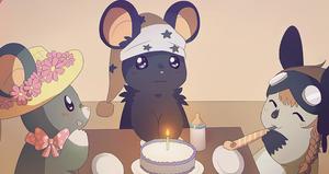 cake by senqou