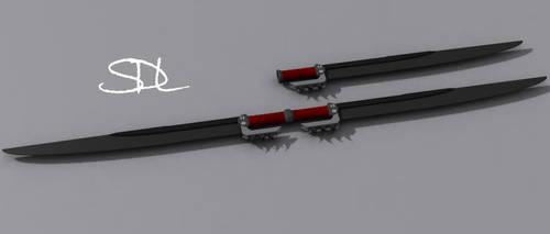 Sword design by SirDoctorLee