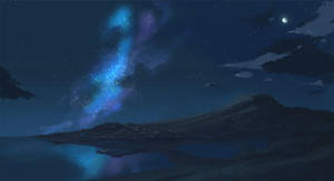Milkyway by Amylrun