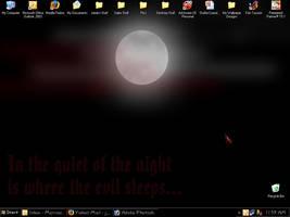 Changed My Desktop by JamieGirl22