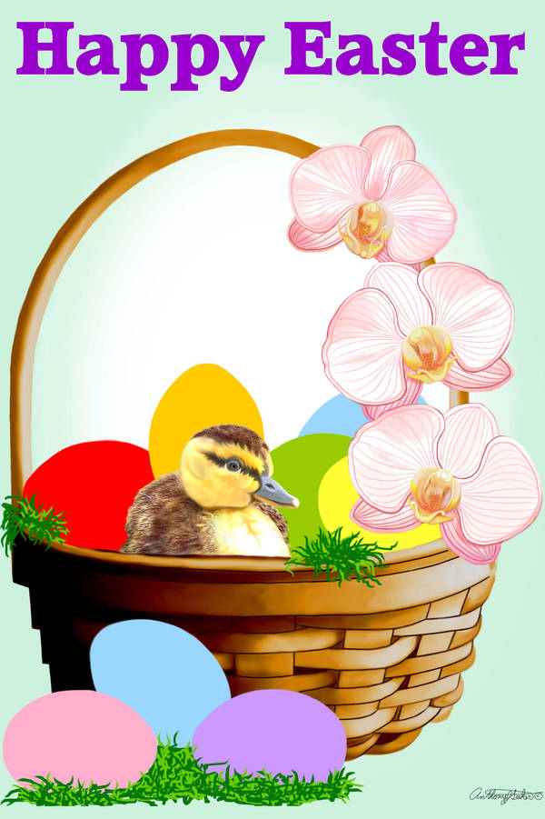 Happy Easter by artmovementspgh