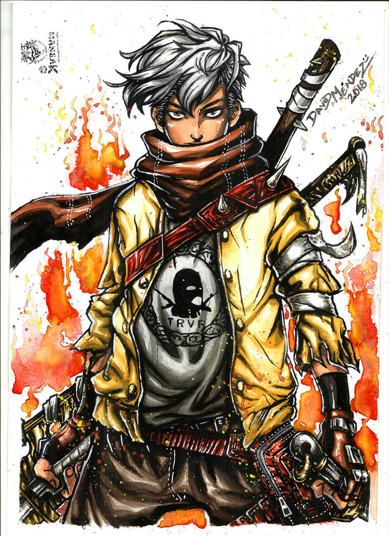 soldier by ELZUCO
