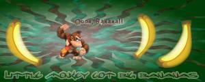 Oooh, Banana by Linkz57