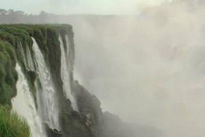 Magical waterfalls XI by AlejandroCastillo