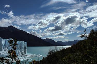Patagonian ice VII by AlejandroCastillo