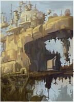 castle by lumeih