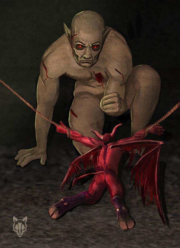Demon by Wolkenfels