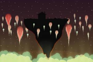 Floating Island by iNetExplorer