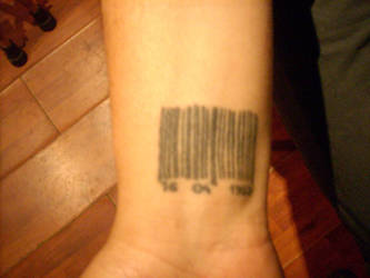 No. 11 Bar code by zoranjmatic
