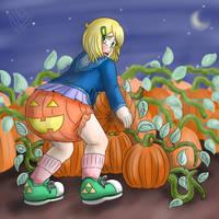 The Prettiest Pumpkin by AbeSedecim